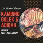 Kambing Golek Luth Kitchen & Services