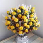 Bunga Telur Pahar Ciqsiti
