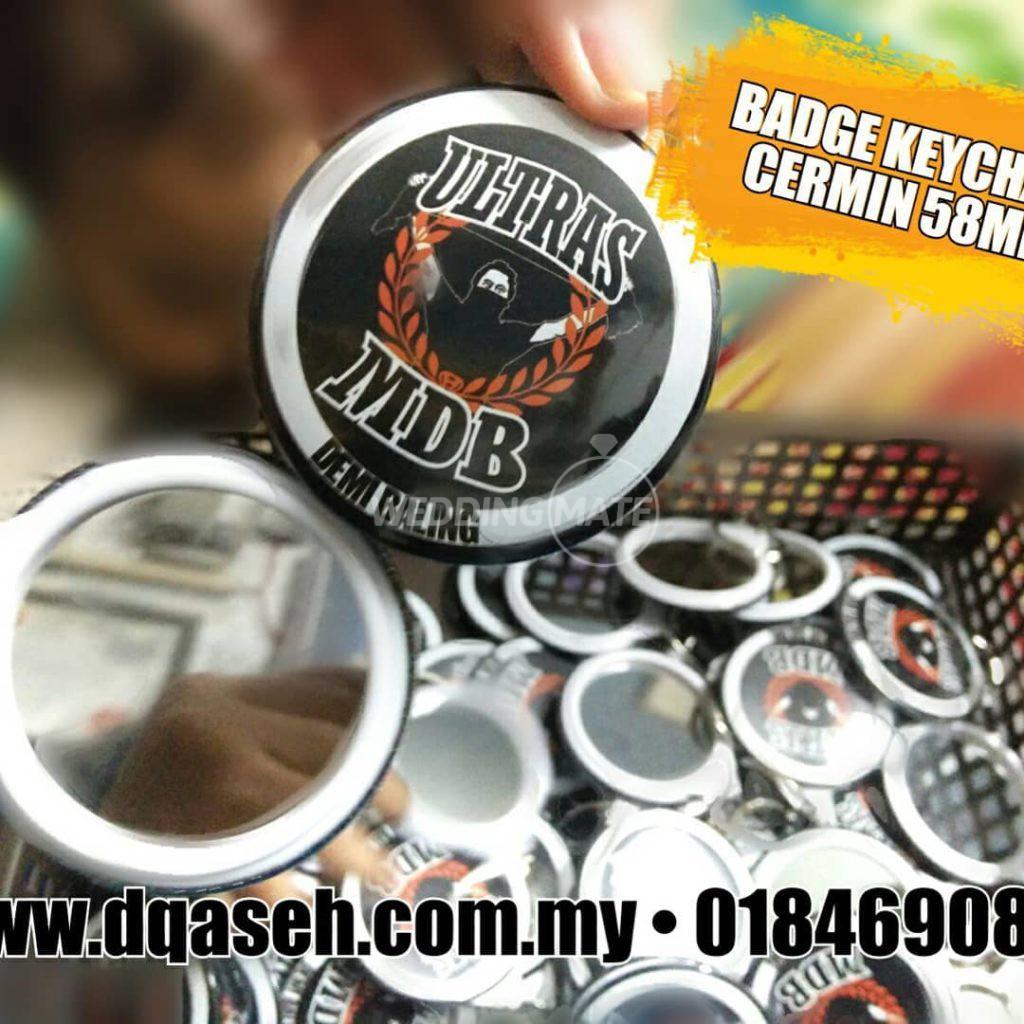 Button Badge Murah Penang