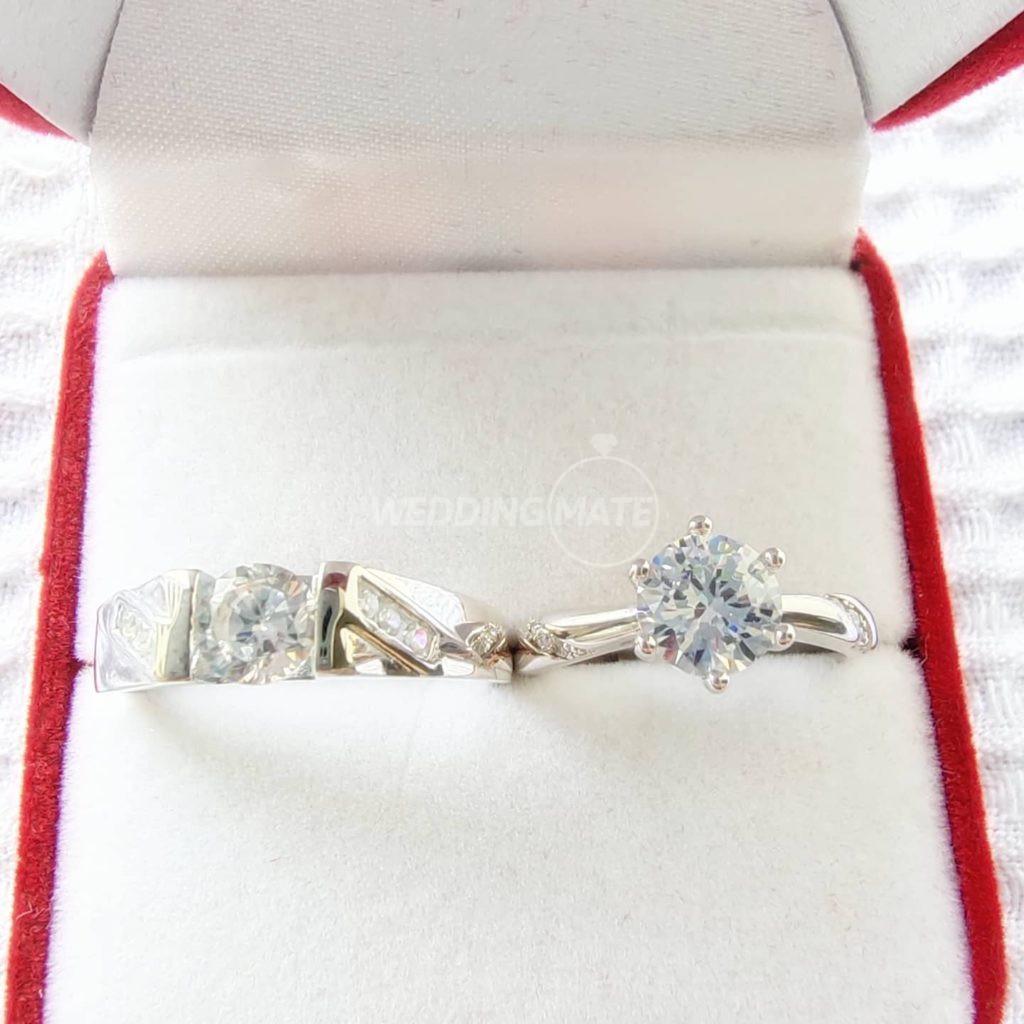 Cincin Silver Tulen Nimy Collection