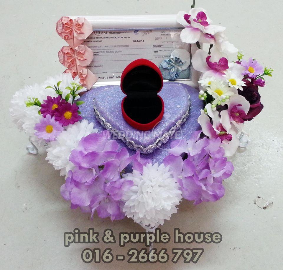 Pink & Purple House