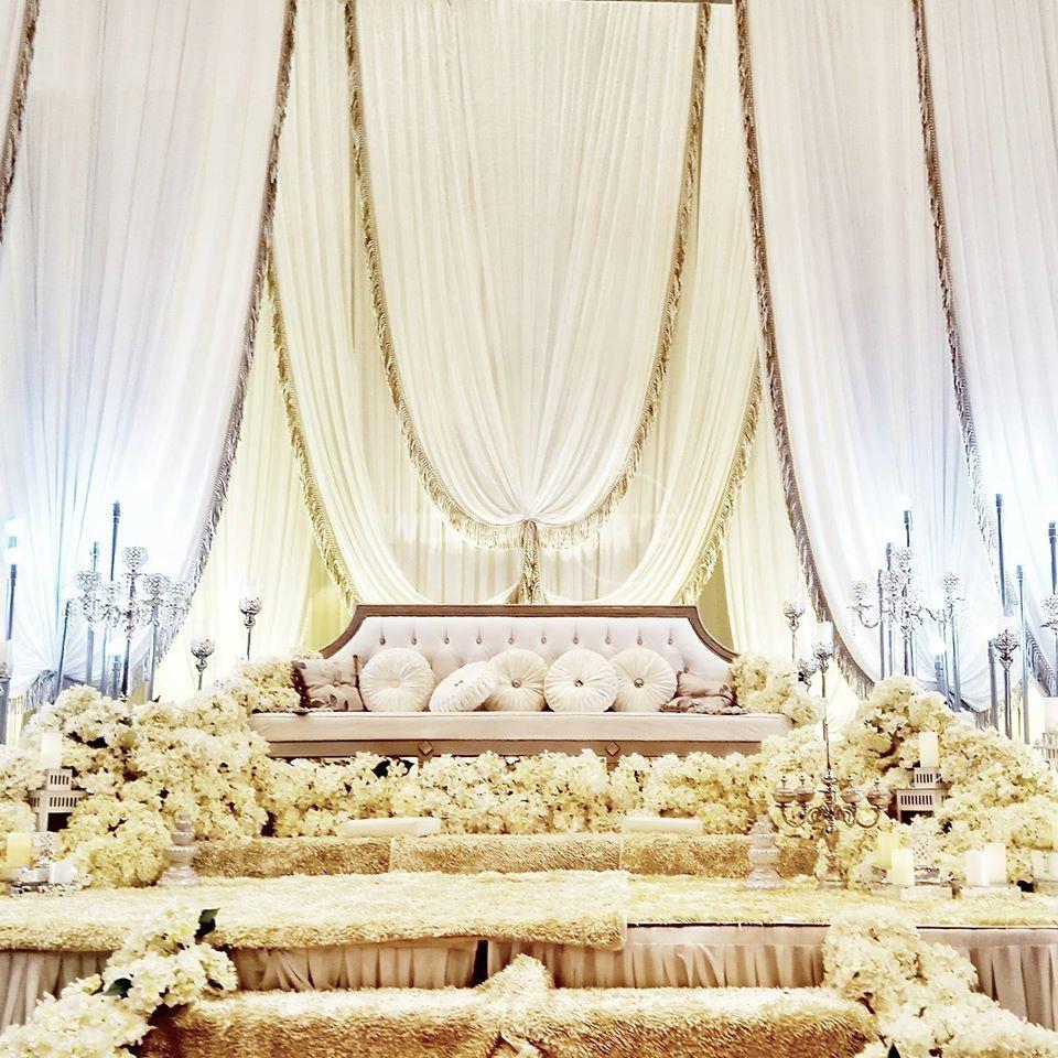 Villa Pengantin - Pakej Kahwin Dalam Taman