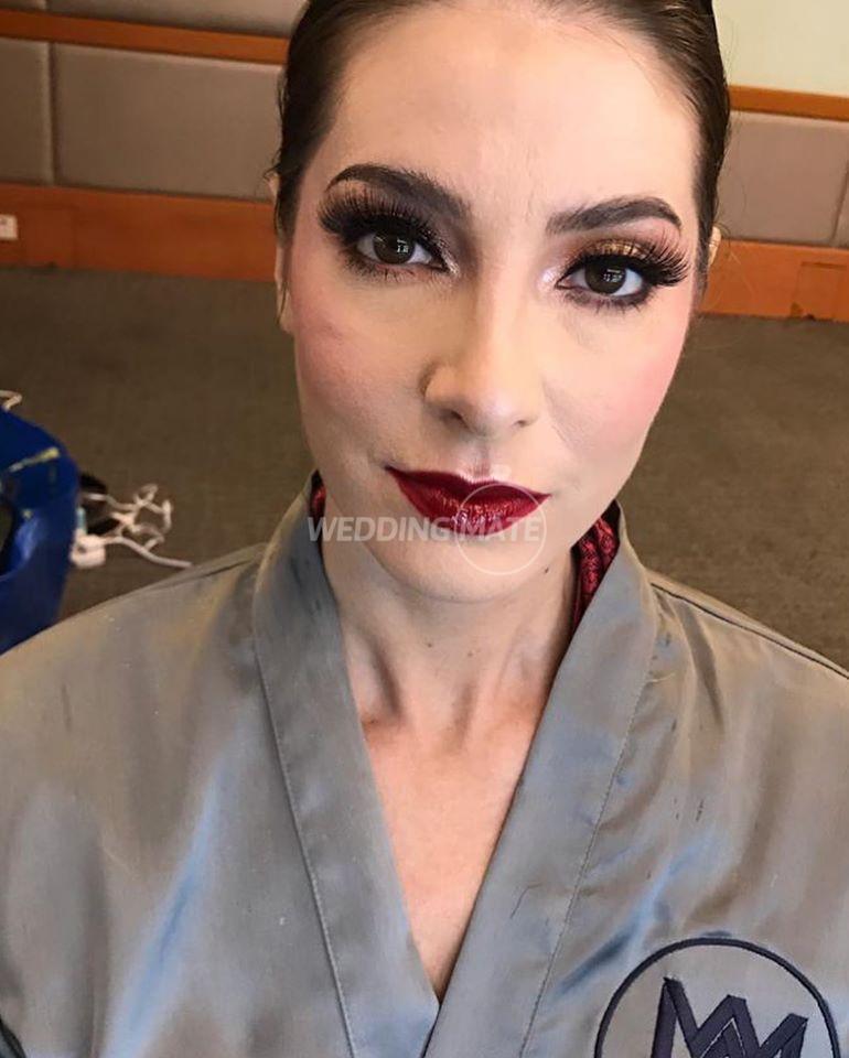 Aida Jasmeen: Makeup Artist