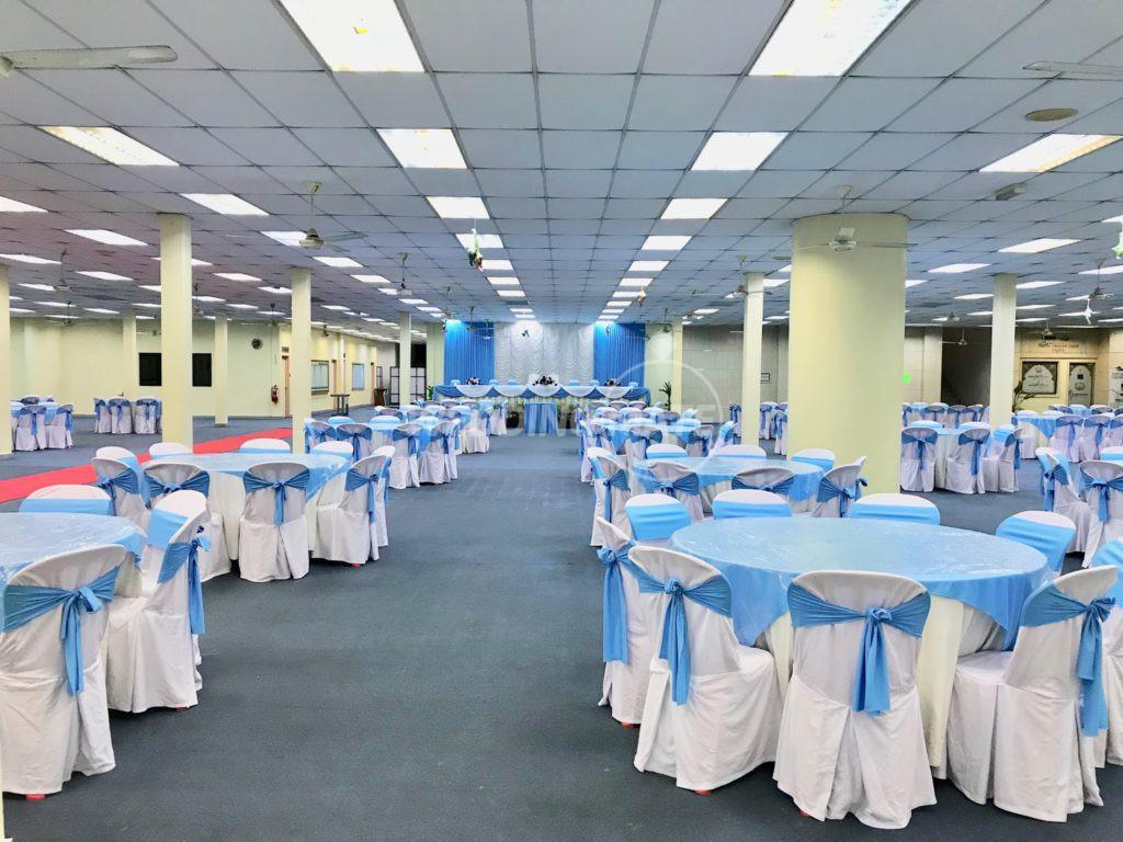 Madetill Event Management - Dewan Masjid Uniten