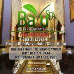 Bayu Spa - Bluewave Hotel