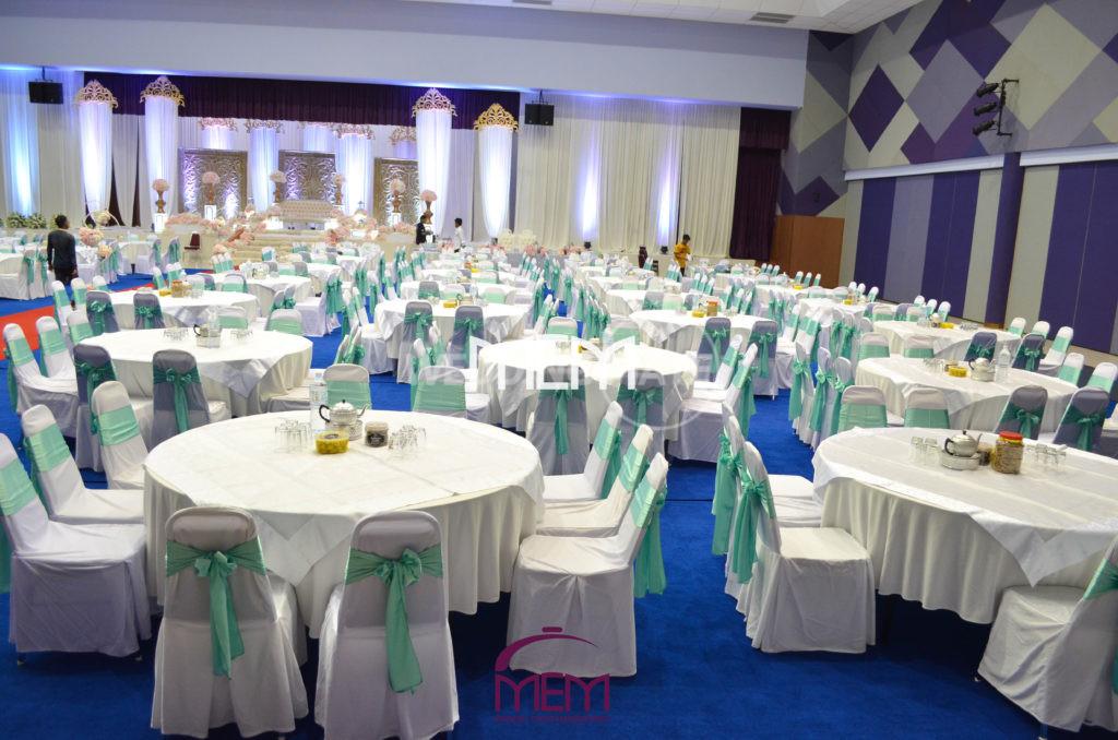 Madetill Event Management - Dewan Seri Cempaka