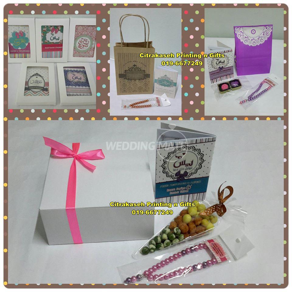Citrakaseh Printing N Gifts
