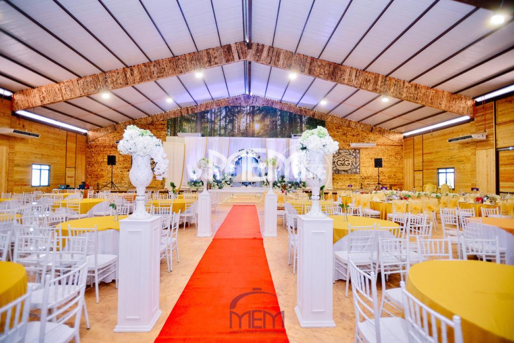 Madetill Event Management - G2G Garden Hall