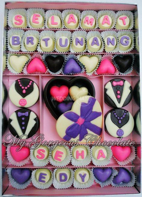 My Gorgeous Chocolate