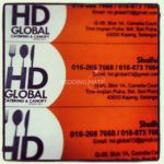 Hd global catering & canopy
