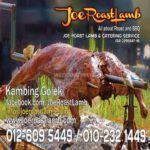 Joe Roast Lamb & Catering Services