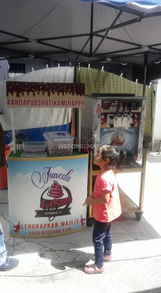 Juneda Ice Cream