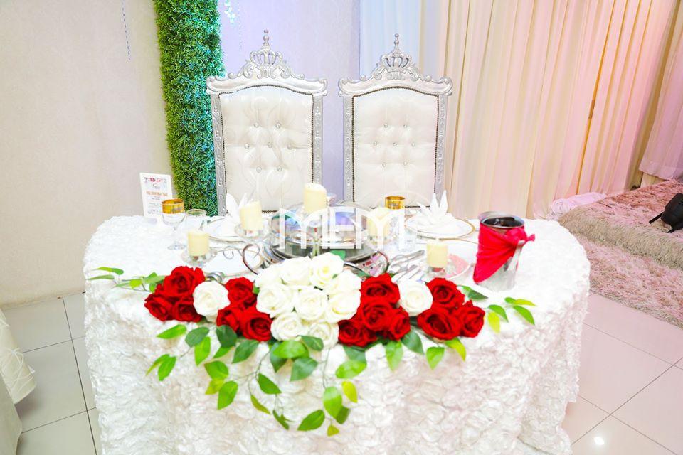 Madetill Event Management - MEM Wedding Place