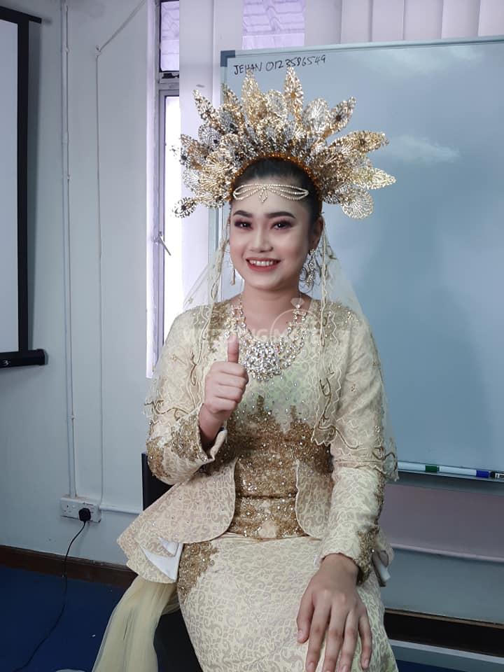 Butik Perkahwinan Mempelai - Solekan & Andaman