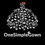 One Simple Gown
