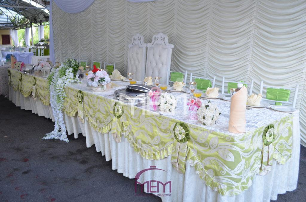 Madetill Event Management - Pavillion Jubli Perak
