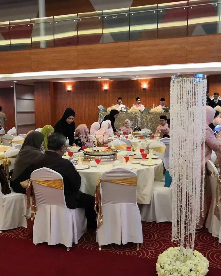 Permata Wajar Sdn. Bhd - Dewan Bankuet UTMKL.