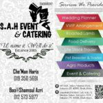S.A.H Event & Catering
