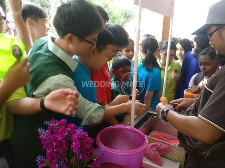 Wafiq ice cream katering