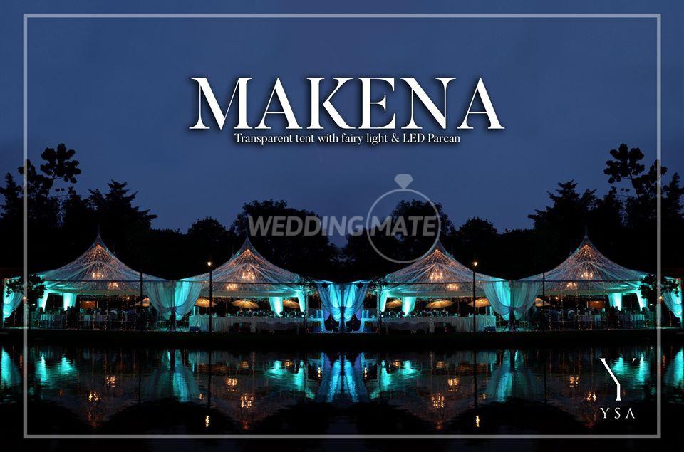 Ysa Wedding & Events Canopy