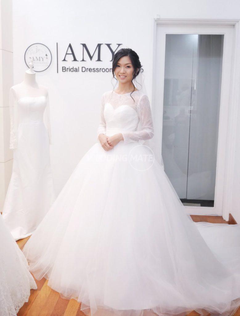 Amy's Bridal Studio - Make Up & Bridal House