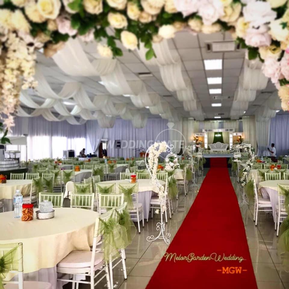 Melor Garden Wedding