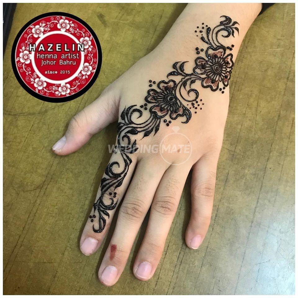 Hazelin Henna Artist JB
