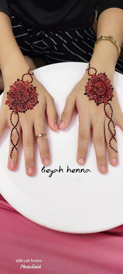 Liya Henna pasir gudang