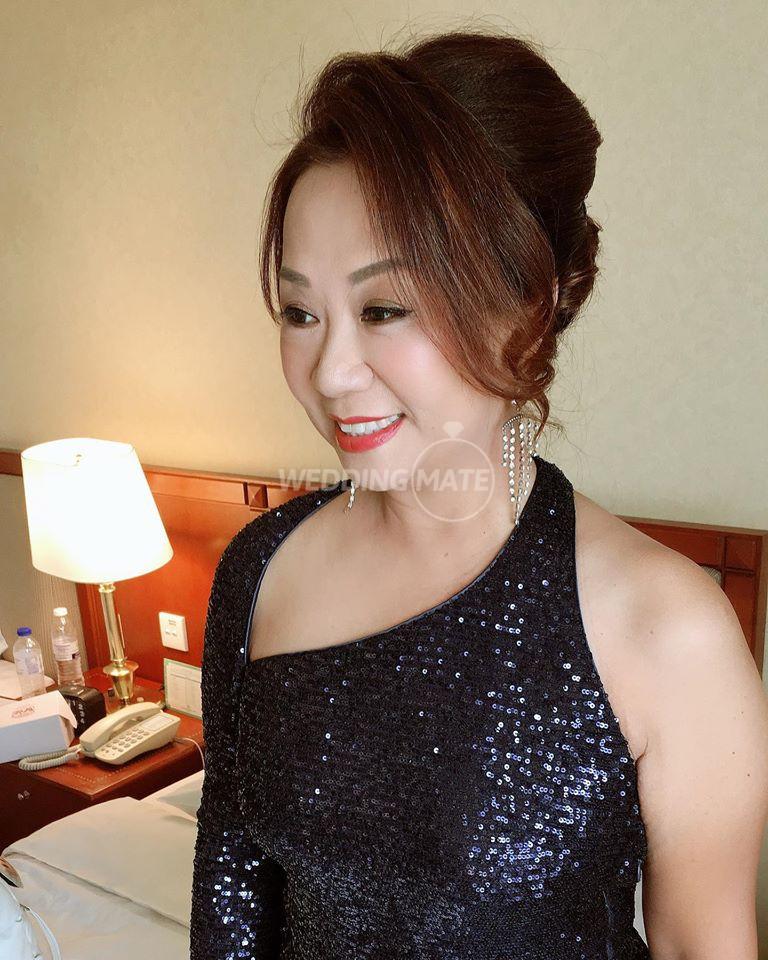 Lizz Hair Avenue Bridal Hair And Makeup