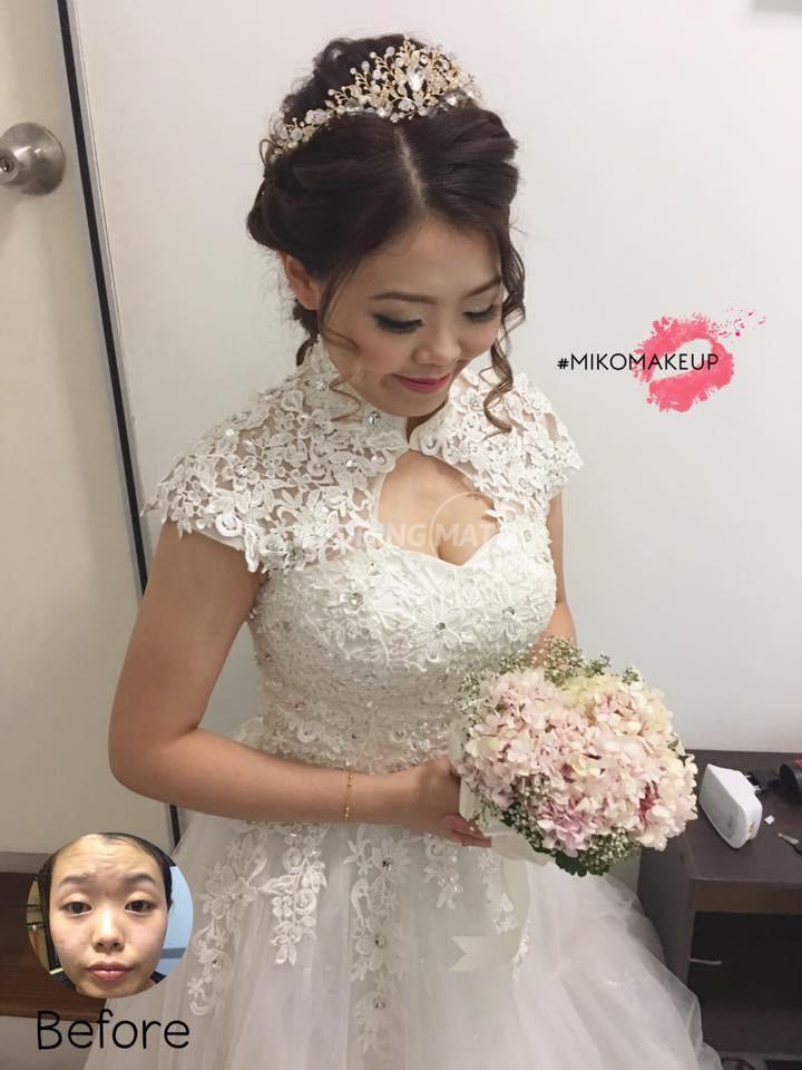 Miko Bridal Makeup & Service