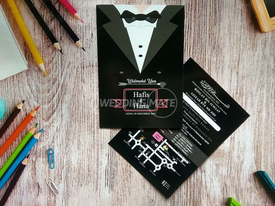 Projek Kad Kahwin