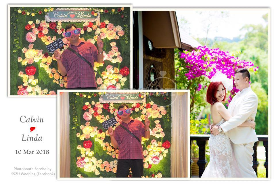SS2U Wedding - Photobooth & Deco