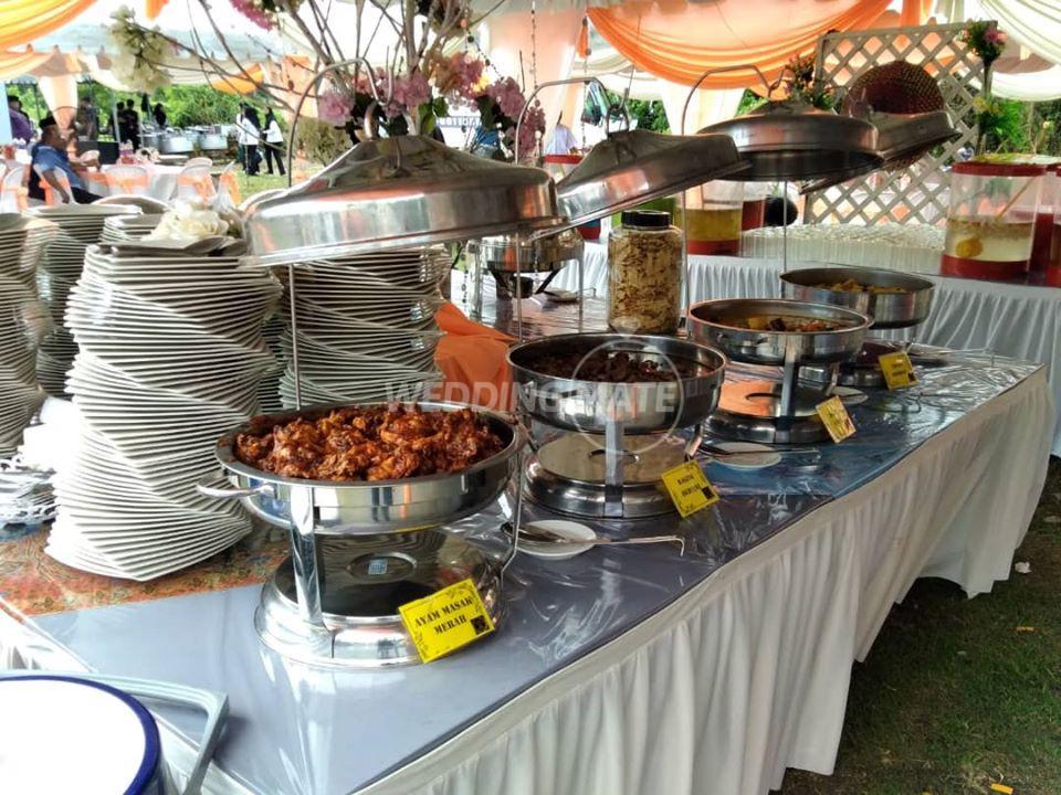 Zabedah Hitam Catering Melaka
