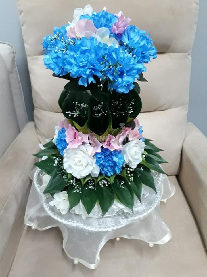 Hantaran Perkhawinan dan Gubahan Bunga Aida