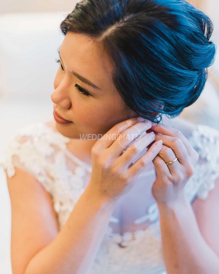 Aivy Yong bridal make up artist studio
