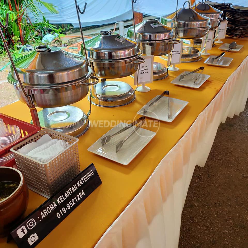Aroma Kelantan Catering
