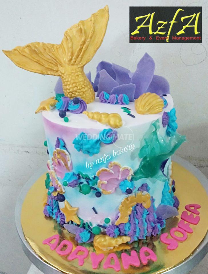 Azfa Bakery & Event Management
