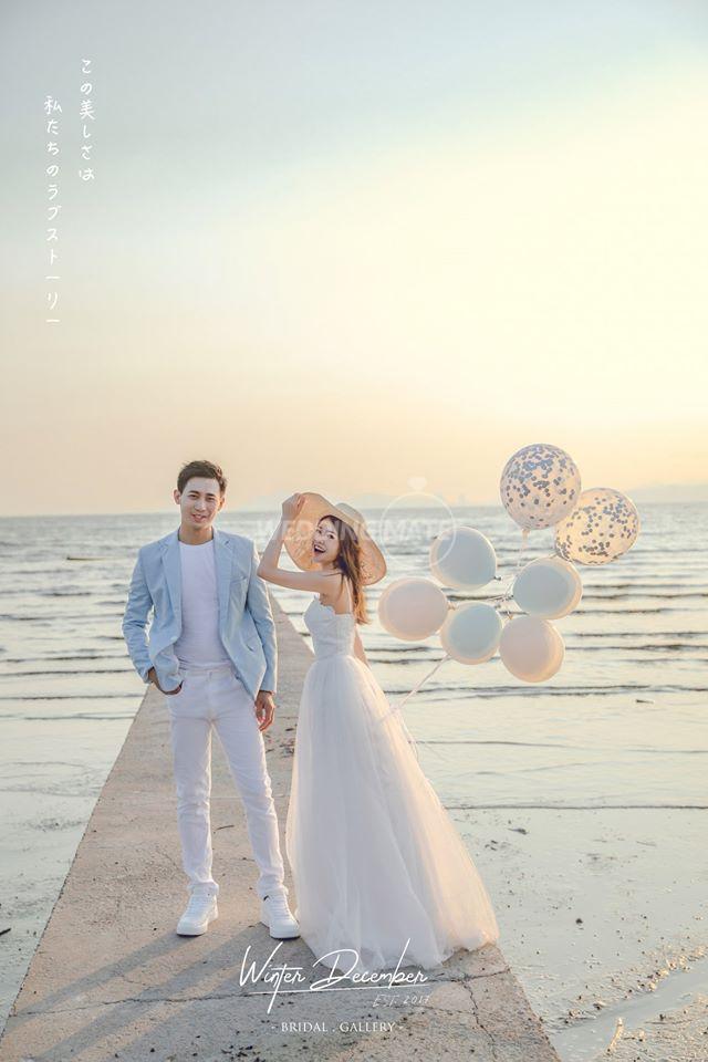 Winter December Bridal - Photographer