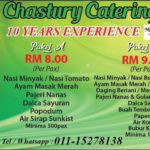 Chastury Catering