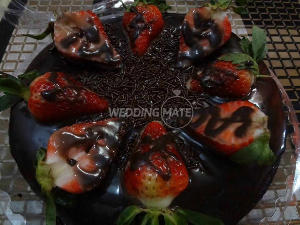Chocolicious Cake Untie Cha's House