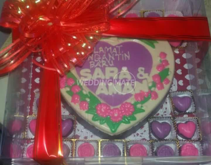 Coklat Homemade Wafiynie