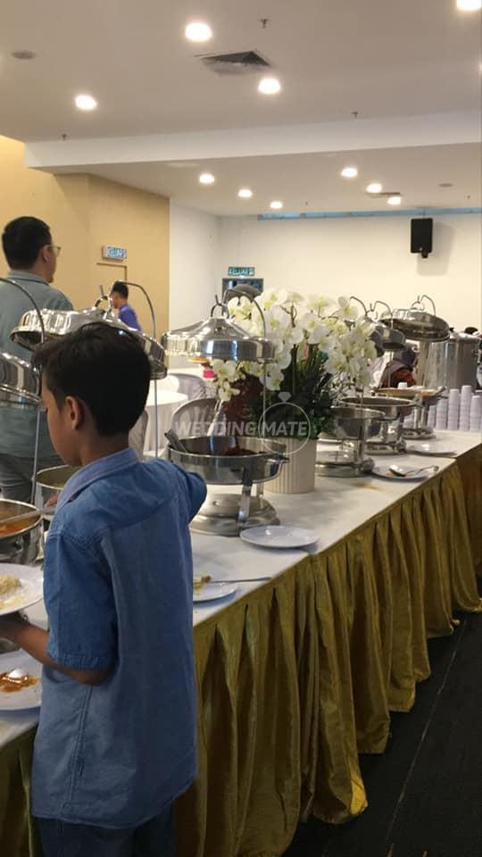 Dhuha Maju Catering