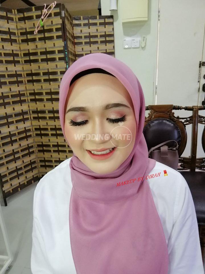 Makeup Dirah