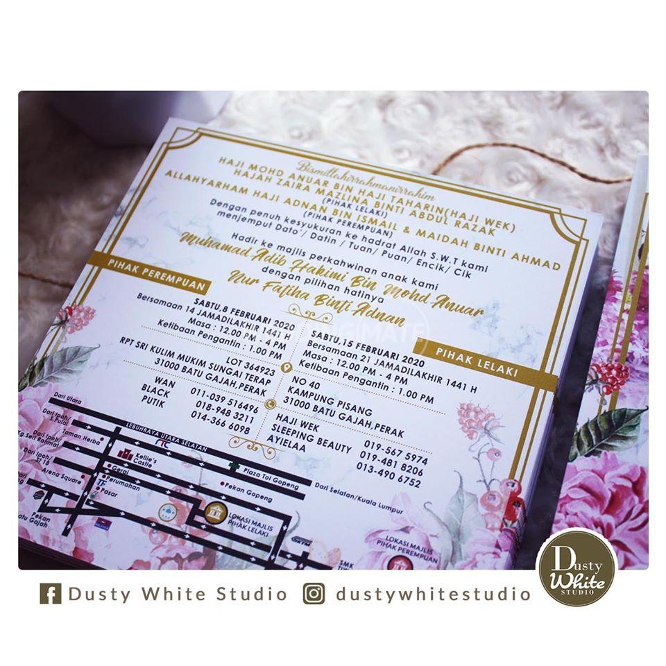 Dusty White Studio