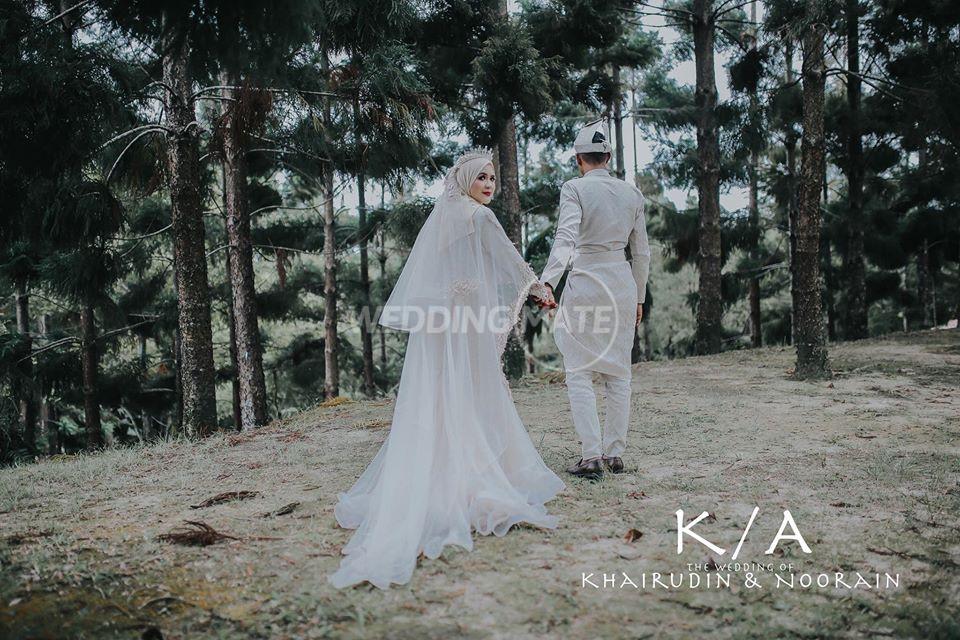 Eyra Fadz Wedding
