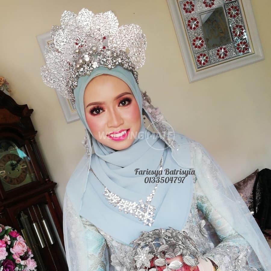 Fariesya Batrisyia Make Up