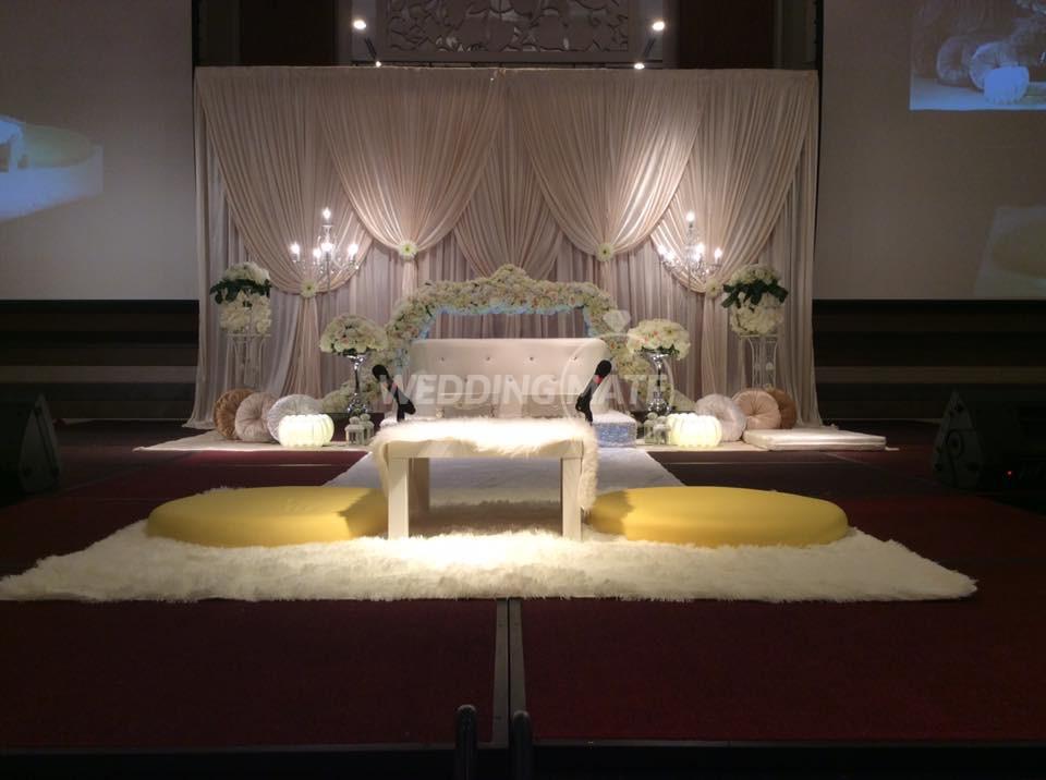Forget Me Not Wedding Parlour Kota Bharu