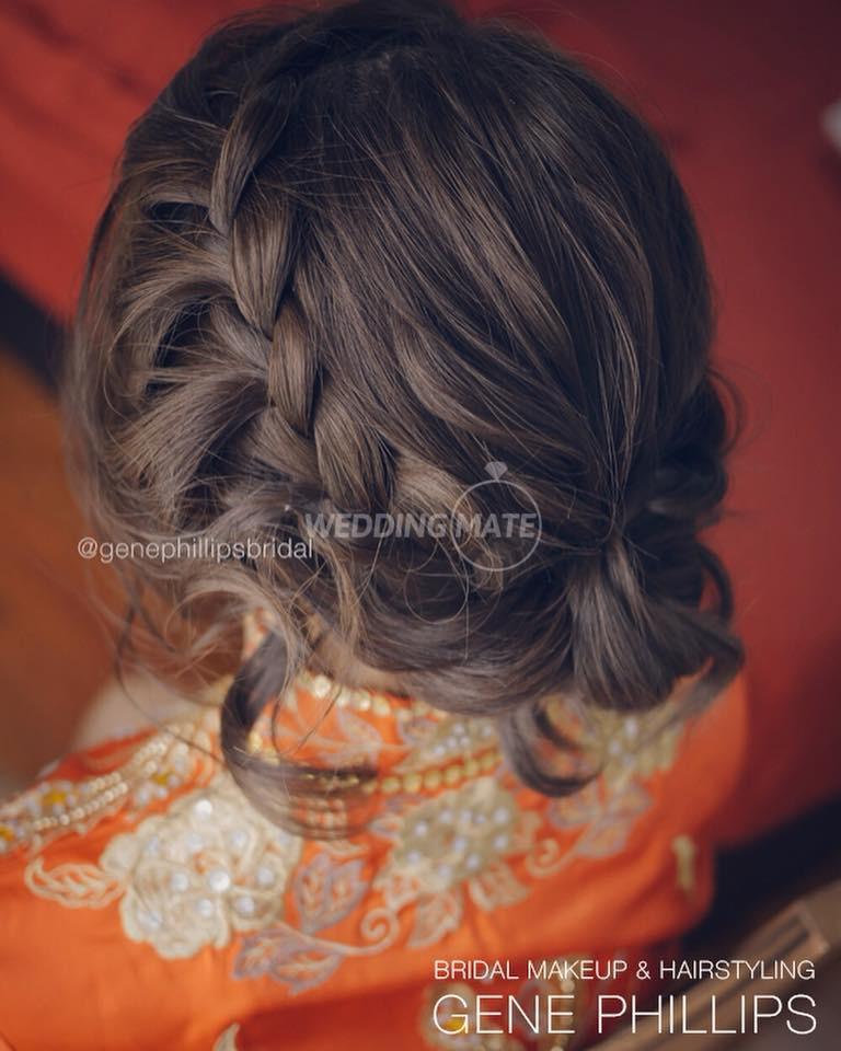 Gene Phillips Bridal Make Up & Hair