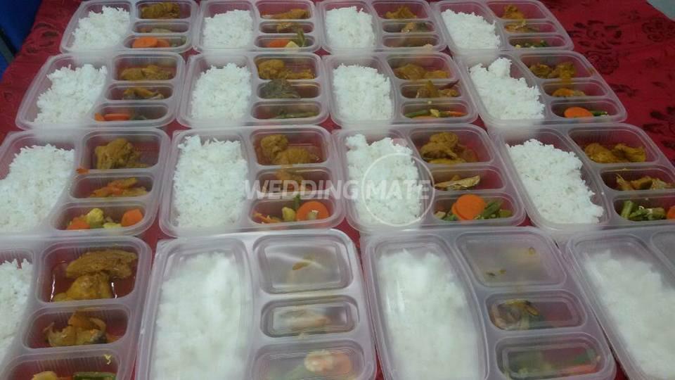 The Resipi Ibu Catering