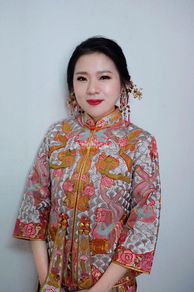 MakeUp Artist Jeanie Teoh